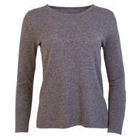 Purnell Women's Wool Blend Crew Neck Sweater