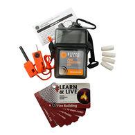 UST Live & Learn Fire Starting Kit