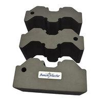 BenchMaster Weapon Rack Adjustable 3-Piece Bench Block