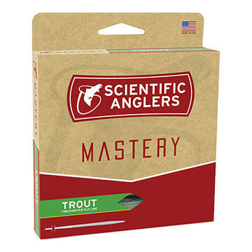 Scientific Anglers Mastery Trout WF Floating Dry-Fly Line