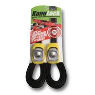 KanuLock 13' Lockable Tie-Down Strap - 2 Pk.