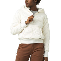 prAna Women's Esla Half-Zip Pullover Fleece Jacket