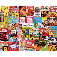 White Mountain Jigsaw Puzzle - Betty Crocker