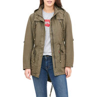 Levi's Women's Fishtail Parka Jacket