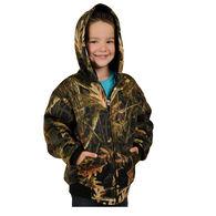 Maxxsel Apparel Boys' & Girls' Sherpa-Lined Hooded Sweatshirt
