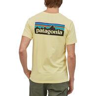 Patagonia Men's P-6 Logo Organic Cotton Short-Sleeve T-Shirt