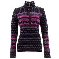 Icelandic Design Women's Camille Half-Zip Sweater