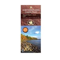 Northern Forest Canoe Trail #12 - Allagash Region, South: Maine, Umbazooksus Stream to Umsaskis Lake