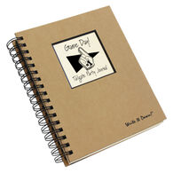"""Journals Unlimited """"Write it Down!"""" Tailgate Party Journal"""