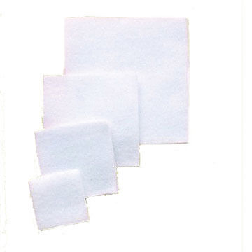 Kleen-Bore Cotton Cleaning Patch - 25-100 Pk.