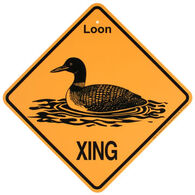 KC Creations Loon XING Sign