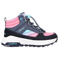 Skechers Girls' Fuse Tread - Let's Explore Sneaker