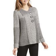 Habitat Women's Three Button Cardigan Sweater