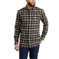 Carhartt Men's Rugged Flex Hamilton Long-Sleeve Shirt