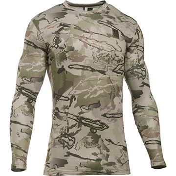 Under Armour Mens Ridge Reaper Base Long-Sleeve Shirt