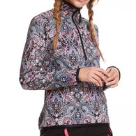 Odd Molly Women's Storm Mid Layer Printed Sweater