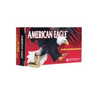 American Eagle 10mm Auto 180 Grain FMJ Handgun Ammo (50)