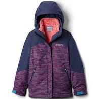Columbia Girl's Bugaboo II Fleece Interchange Jacket