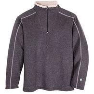 Kuhl Men's Europa 1/4-Zip Fleece Top