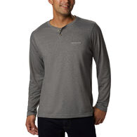 Columbia Men's Thistletown Park Henley Long-Sleeve Shirt