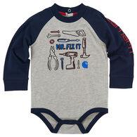 Carhartt Infant/Toddler Boys' Mr. Fix It Bodyshirt