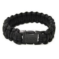 Bison Designs S3 Survival Bracelet w/ Side Release