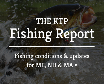 Fishing Report | Fishing Conditions For ME, NH, MA | Kittery