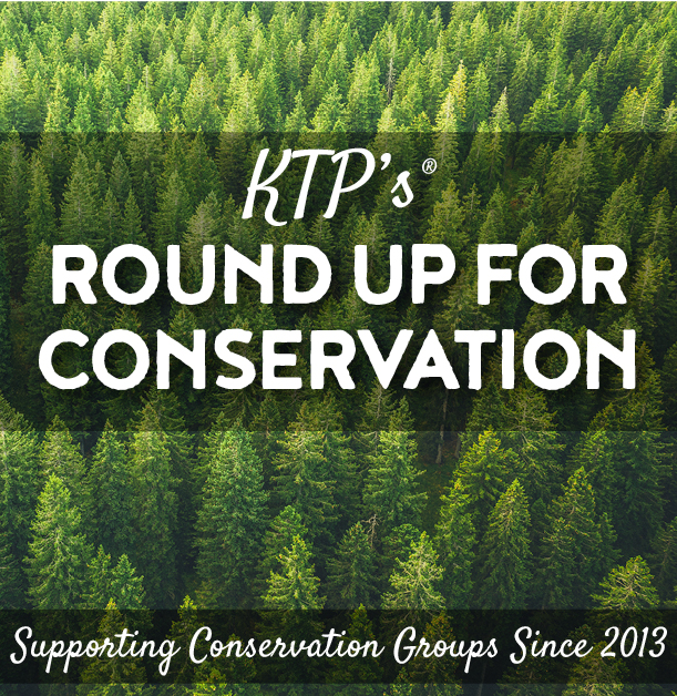 Round Up for Conservation