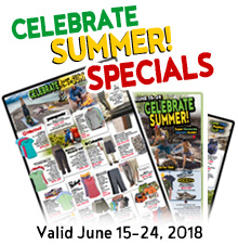 Celebrate Summer June 2018 Flyer