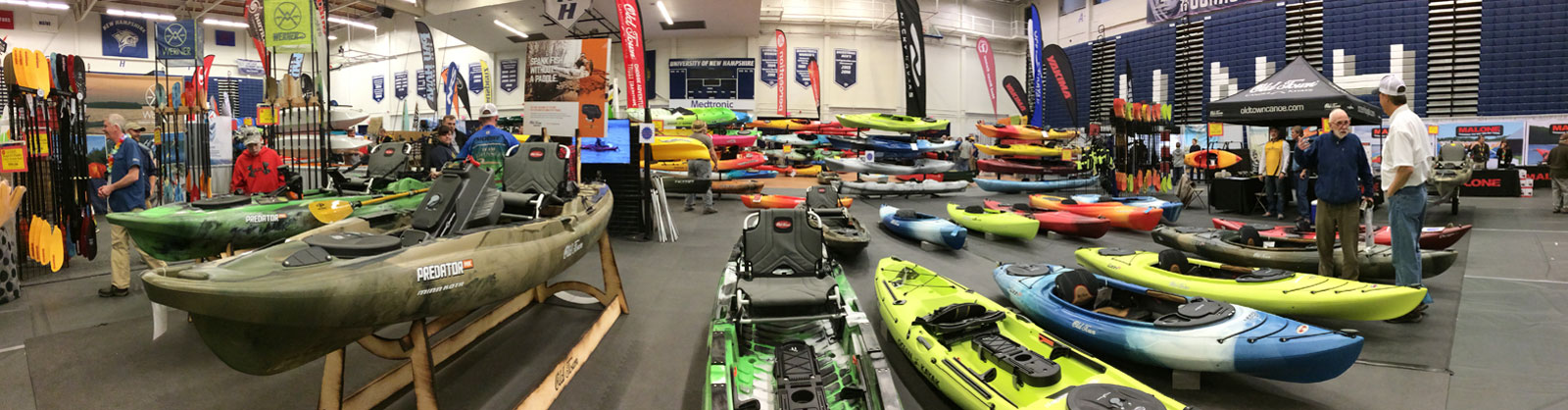 New England Paddlesports Show 2019   Kittery Trading Post