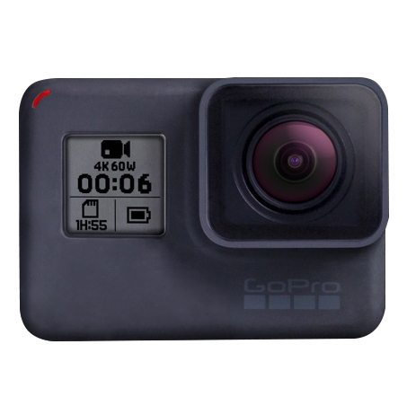GoPro HERO6 Black Waterproof Action Camera